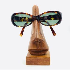 Anne Klein AK3137 Tortoise Oval Sunglasses Frames